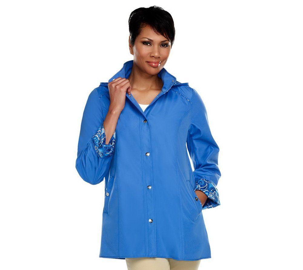 Coats Jackets &amp Vests for Women — QVC.com