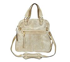 Aimee Kestenberg Leather Halley Convertible Mess...