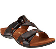 Vionic Orthotic Sandals w/ Adj. Straps - Lauren - A253898