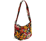 As Is Vera Bradley Signature Print Clare Bag - A254198