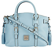 Dooney & Bourke Saffiano Leather Domed Satchel - A278598