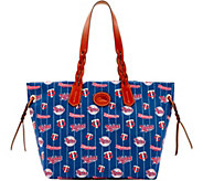 Dooney & Bourke MLB Nylon Twins Shopper - A281698