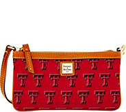 Dooney & Bourke NCAA Texas Tech University Slim Wristlet - A283298