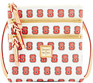 Dooney & Bourke NCAA NC State University Zip Crossbody - A283498