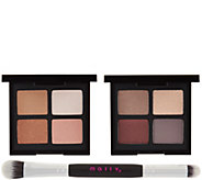 Mally Open Up! Eyeshadow Quad Duo - A284598