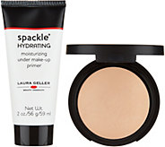 Laura Geller Double Take Baked Foundation w/ 2 oz Spackle - A285998