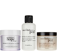philosophy super-size vitamin-c peel & renewed hope duo - A286098
