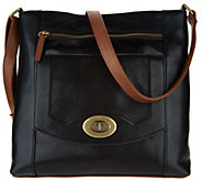 Tignanello Function Forever Vintage Leather Crossbody - A289898