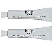 philosophy help me retinol night treatment duo - A345198