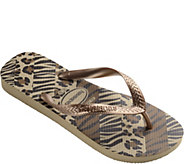 Havaianas Flip Flop Sandals - Top Animal - A357798