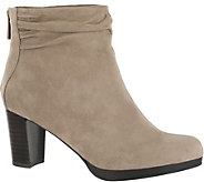 Bella Vita Leather Booties - Landon - A360398