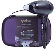 ghd Nocturne Collection Flight Travel Hair Dryer - A362298
