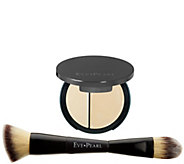 EVE PEARL HD Dual Foundation & 201 Contour Blender Brush - A411498