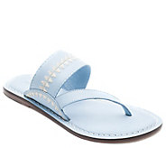 Bernardo Leather Sandals - Mary - A412098
