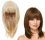 LUXHAIR NOW by Sherri Shepherd Light Touch Wig with Bangs - A262099