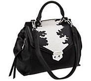 Aimee Kestenberg Pebble Leather Satchel - Emma - A267399