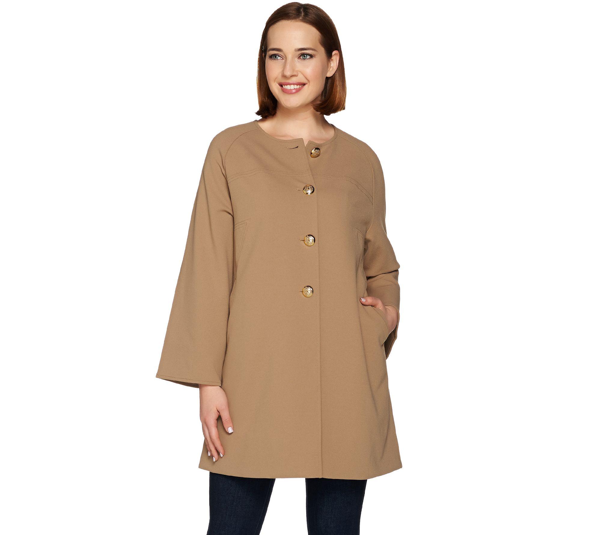 Long Petite Coats - Sm Coats