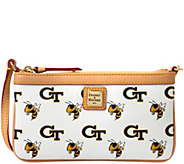 Dooney & Bourke NCAA Georgia Tech University Slim Wristlet - A283299