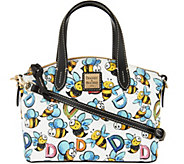 As Is Dooney & Bourke Ruby Bitsy Bag - A296099