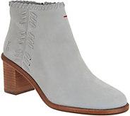 ED Ellen DeGeneres Leather Ankle Boots - Susumu - A296999