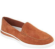 ED Ellen DeGeneres Suede Slip-On Shoes - Antona - A297299