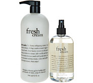 philosophy super-size shower gel & body spritz Auto-Delivery - A302099