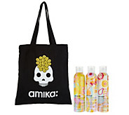 amika 2nd Day Slay 3 Piece Dry Shampoo, Dry Conditioner & Texture Spray - A306799