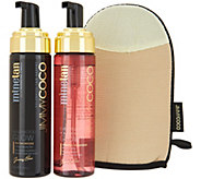 Jimmy Coco Hollywood Glow Kit by MineTan - A307199