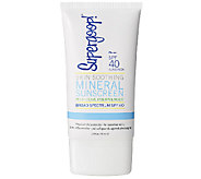 Supergoop! Skin Soothing Mineral Sunscreen SPF40, 2.4 oz - A333799