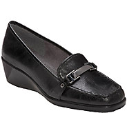 A2 by Aerosoles Wedge Slip-on Loafers - Autemn - A334199