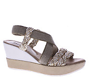Azura by Spring Step Wedge Sandals - Rosemont - A336399