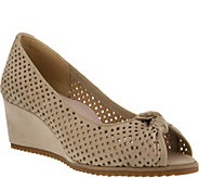 Spring Step Leather Slip On Shoes - Lucina - A363999