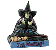 Jim Shore Heartwood Creek Melting Wicked WitchFigurine - C214003