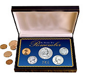 Year to Remember 1934-1964 Commemorative CoinSet - C211805