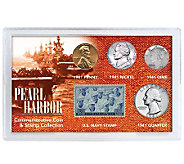 Pearl Harbor Coin & Stamp Collection - C212905