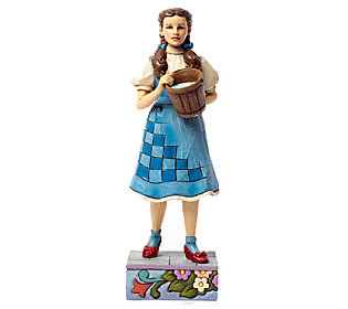 Jim Shore Heartwood Creek Dorothy with Pail Figurine