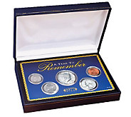 Year to Remember 1965-2017 Commemorative Coin Set - C211807