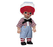 Precious Moment Timeless Traditions Raggedy Andy Doll - C210810