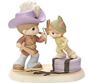 Disney Never Grow Up Figurine by Precious Moments - C214211