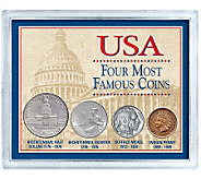 USA Four Most Famous Coins - C212913