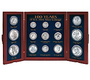 100 Years of U.S. Mint Coin Designs - C211615