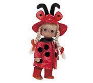 Precious Moments Friends Come Rain or Shine Ladybug Doll - C210820