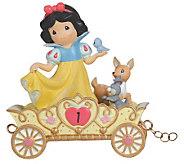 Precious Moments Disney Birthday Parade Snow White Age 1 - C212927