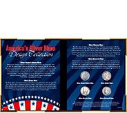 Americas Silver Dime Design Collection - C214229