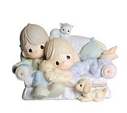 Precious Moments Together Is the Nicest Place to Be Figurine - C143030
