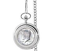 JFK Half-Dollar Pocket Watch - C214031