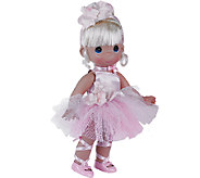 Precious Moments Ballerina Bliss Doll - C214035