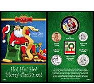 A Year to Remember Santa Card - C214135