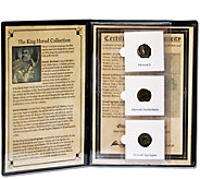 The King Herod Ancient Coin Collection - C214235