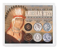 Spirit of the American West Coin Collection - C212137